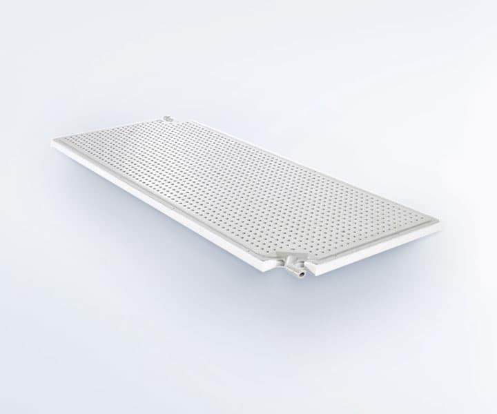 Sistemi radianti a pavimento harreither modul klimaboden